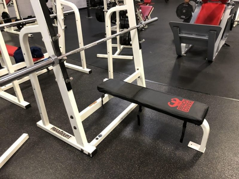 smallz bench cover
