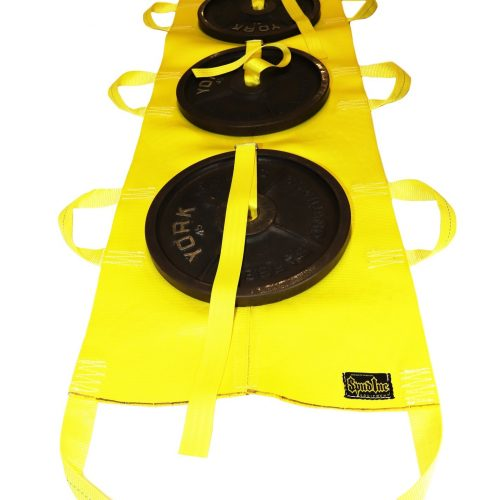 """The Stretcher Sled 24"""" Yellow"""