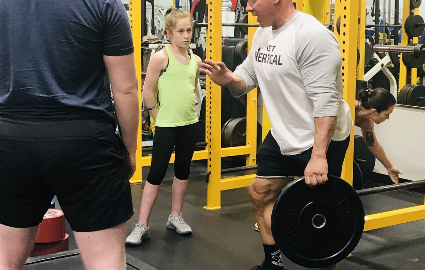 Training and Most Everyone Should Have Stan Efferding to Their Place