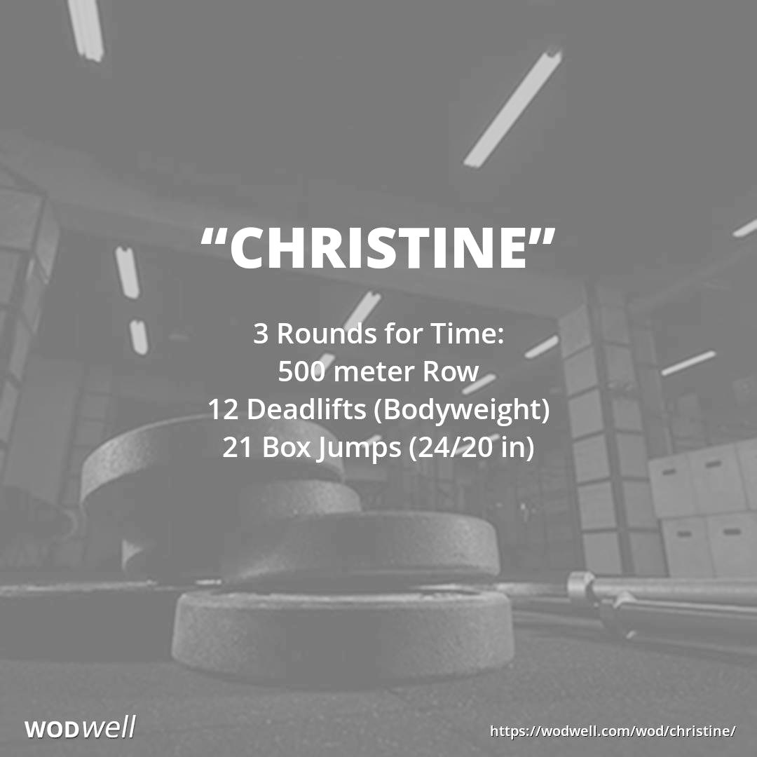 Training and a Crossfit Light Sesh