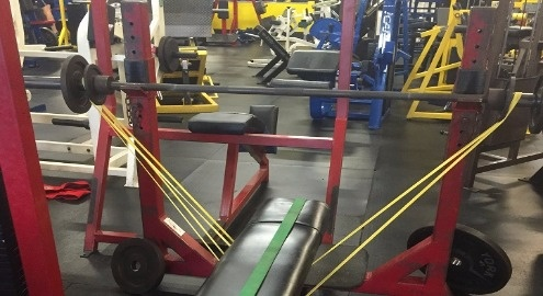 My Bench Press Didn't Make Me Want to Cry